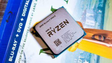 Največ kupcev na Amazonu povprašuje po procesorju AMD Ryzen 9 5900X .