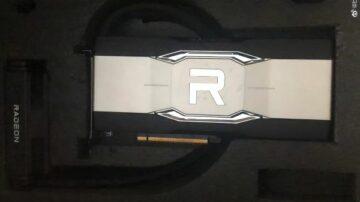 Vodno hlajena Radeon RX 6900 bo delovala pri precej nižjih temperaturah.