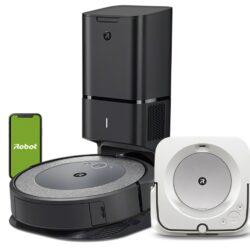 iRobot i3+ in Braava jet m6 sta sanjska ekipa za čiščenje vaših domov.