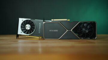 Nove grafične kartice GeForce RTX 30 naj bi bile še odpornejše proti rudarjenju kriptovalut.