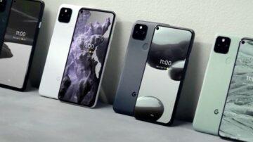 Z ultra širokopasovno povezavo bodo sprva opremljeni pametni mobilni telefoni Android višjega cenovnega razreda.