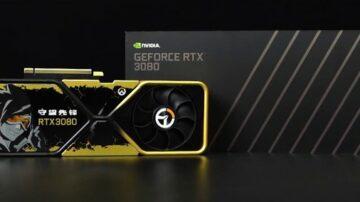 Grafična kartica GeForce RTX 3080 Overwatch Edition navdušuje tako po zmogljivosti kot tudi po všečnosti.