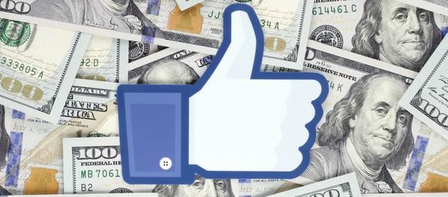 Vaša aktivnost in delo podjetju Facebook dejansko prinašata bajne zaslužke.