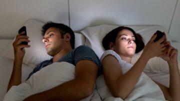 Pred spanjem enostavno ne uporabljate pametnega mobilnega teflona.