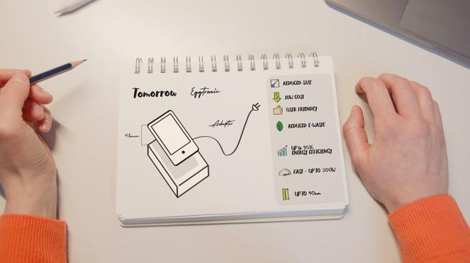 Brezžično polnjenje mobilnih in drugih naprav bi lahko v bližnji prihodnosti postalo nadvse zmogljivo.