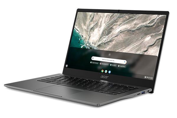 Prenosnik Acer Chromebook 314 je kompakten, poceni in zmogljiv.