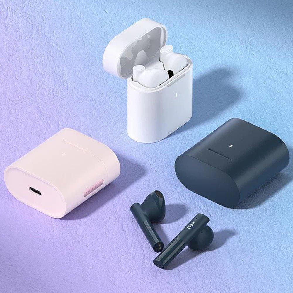 Brezžične slušalke Haylou z inovativno zasnovo združuje najnovejšo tehnologijo in visokokakovosten zvok.