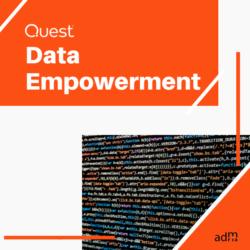 Data Empowerment je nova platforma za urejanje podatkov. Sestavljajo jo najboljše rešitve za podatkovne procese, varstvo in upravljanje podatkov.