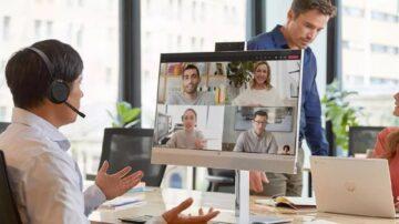 Večnamenski računalnik za delo od doma HP EliteOne G8 vas bo zagotovo navdušil.
