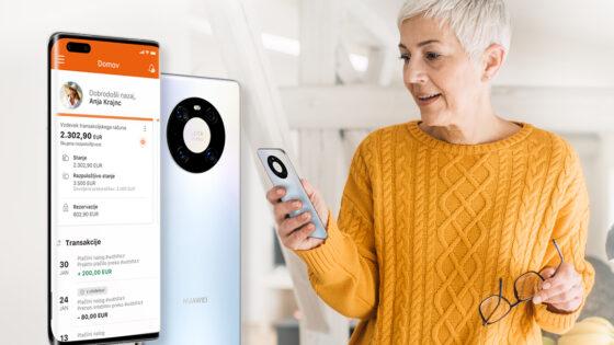 ntesa Sanpaolo Bank je tudi ena izmed prvih slovenskih bank, ki je svojo mobilno aplikacijo ponudila prek spletne trgovine Huawei App Gallery.