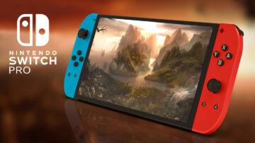 Novi Nintendo Switch naj bi bil naprodaj že septembra.