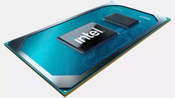 Mobilni procesor Intel Core i9-11950H bo zlahka kos tudi najzahtevnejšim nalogam.