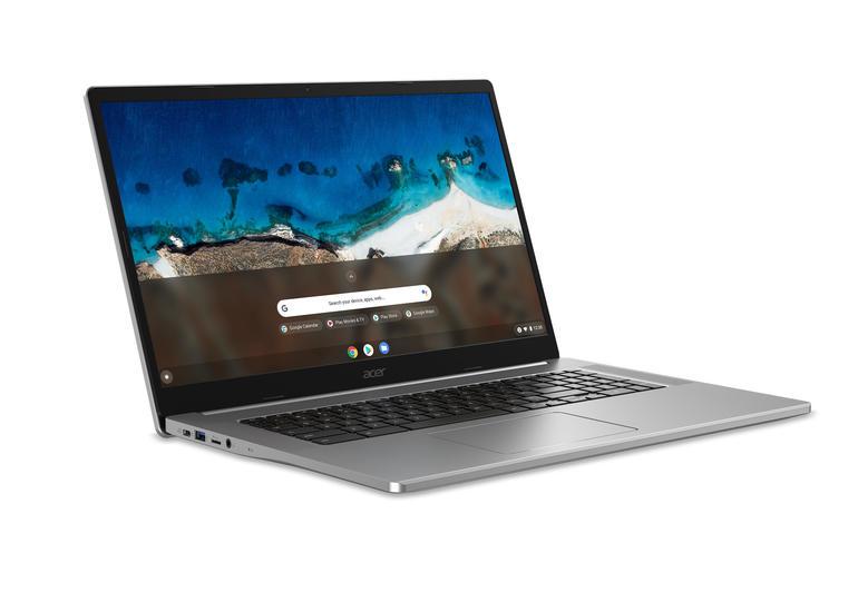 Acer Chromebook 317 je kot prvi prenosnik Chromebook opremljeni s 17-palčni zaslonom.