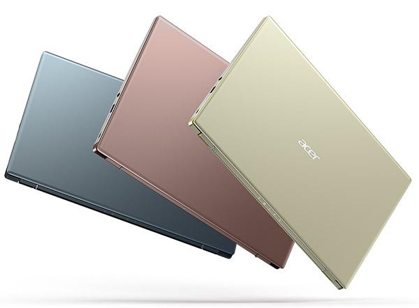 Novi prenosnik Acer Swift X navdušuje v vseh pogledih!