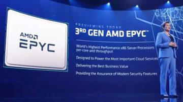 Superračunalnik bo opremljen s kar 100 tisočimi procesorskimi sredicami AMD Zen 3 in 352 grafičnimi karticami Nvidia A100.