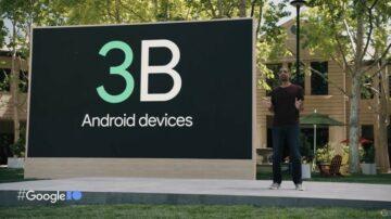 Priljubljenost mobilnih naprav Android narašča kot za stavo!