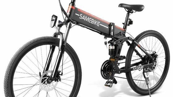 Električno kolo Samebike vas bo prepričal s hitrostjo, udobjem, dosegom in priročnostjo.