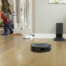 Robotski sesalniki Roomba i3/i3+ vas bodo osvobodili bremena čistega in urejenega doma.