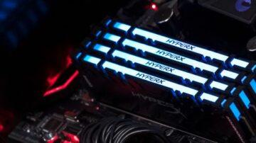 Sistemski pomnilniki Kingston DDR5 bodo znatno pohitrili delovanje osebnih računalnikov.