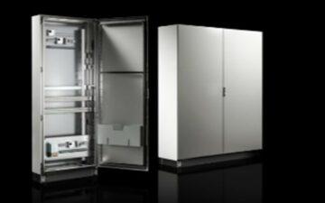 Če se ohišja uporabljajo kot samostojne rešitve, potem samostoječi izdelki, kot je novi VX SE podjetja Rittal, ponujajo pomembne prednosti v primerjavi s povezovalnimi ohišji.