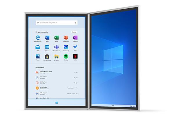 Je Microsoft obupal nad sistemom Windows 10X?