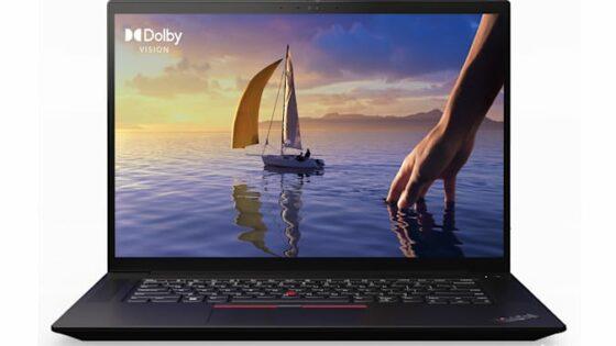 Prenosni računalnik Lenovo ThinkPad X1 Extreme bo kot nalašč tudi za igranje iger.