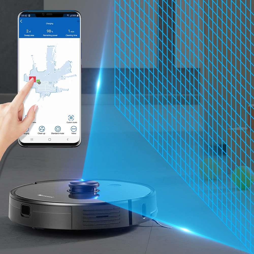 Proscenic pametne naprave poskrbijo za kakovost vsakodnevnega bivanja z avtomatizacijo gospodinjskih opravil.