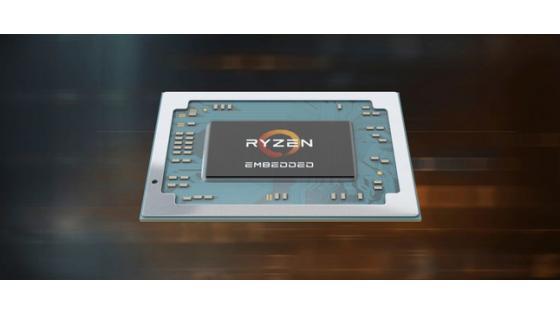 Procesorji AMD Ryzen Embedded V3000 bodo namenjeni kompaktnim napravam.