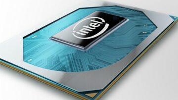 Podjetje Intel postaja vse bolj konkurenčno tudi na področju prenosnih računalnikov.