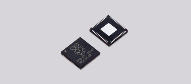 Mikrokontroler RP2040 je na voljo že za zgolj preračunanih 0,82 evrov.