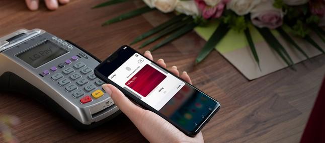 Plačilni sistem LG Pay bo prenehal delovati še pred koncem letošnjega leta.