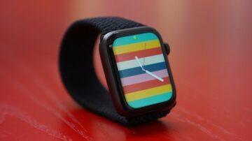 Stroški izdelave pametne ročne ure Apple Watch 6 znašajo zgolj preračunanih 112 evrov.