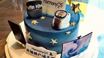 Uporabniki mobilnih naprav Huawei so mobilni operacijski sistem HarmonyOS 2.0 sprejeli z odprtimi rokami!