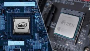Novi procesorji Intel za namizne računalnike temeljijo na osnovi procesorskih jeder Tiger Lake-B!