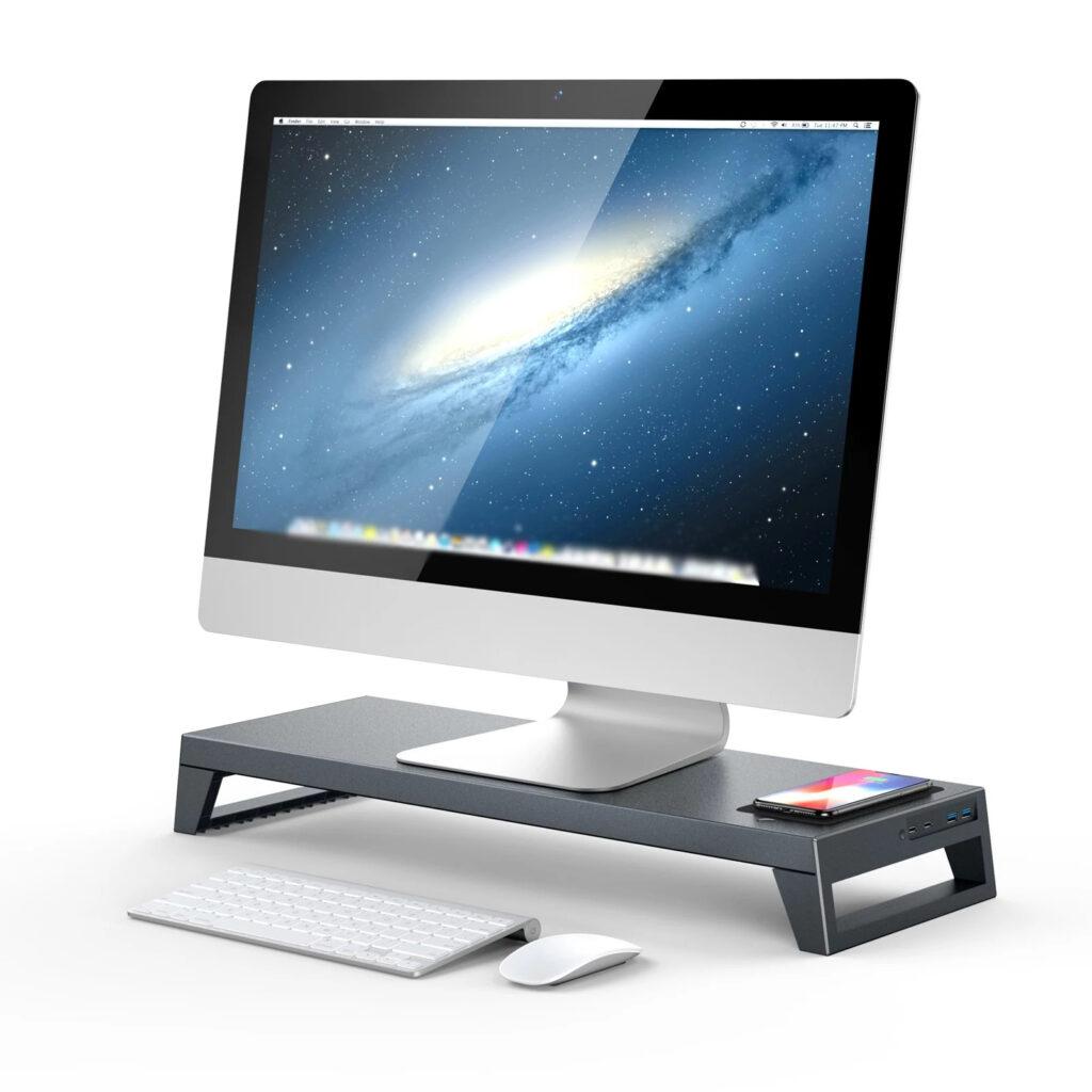 S stojalom za monitor LANQ boste transformiralo svojo delovno postajo.