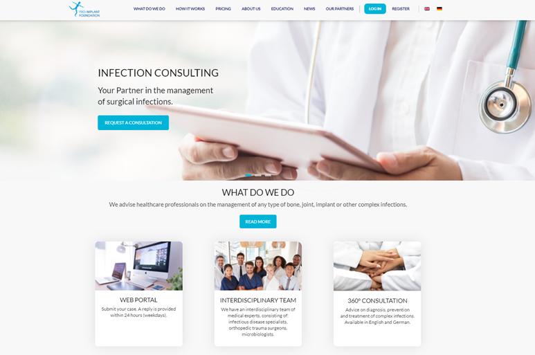 Kot navajajo v fundaciji PRO-IMPLANT, so z uporabo najsodobnejših digitalnih tehnologij kot prvi na svetu ponudili hitro, 24-urno storitev ter na enem mestu povezali večino najboljših specialistov za zdravljenje okužb vsadkov.