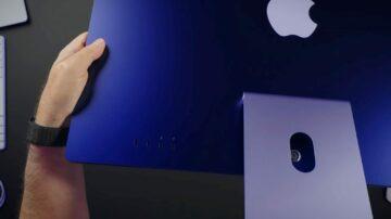 Kar nekaj kupcev računalnika iMac M1 je na dom prejelo novost s poškodovanim stojalom.