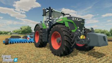 Farming Simulator 22 je ena najbolj pričakovanih iger tega leta.