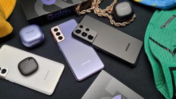 Samsung Galaxy 21 5G odlikuje vrhunska kinematografska kvaliteta zajemanja videoposnetkov in fotografij v 8K ločljivosti.