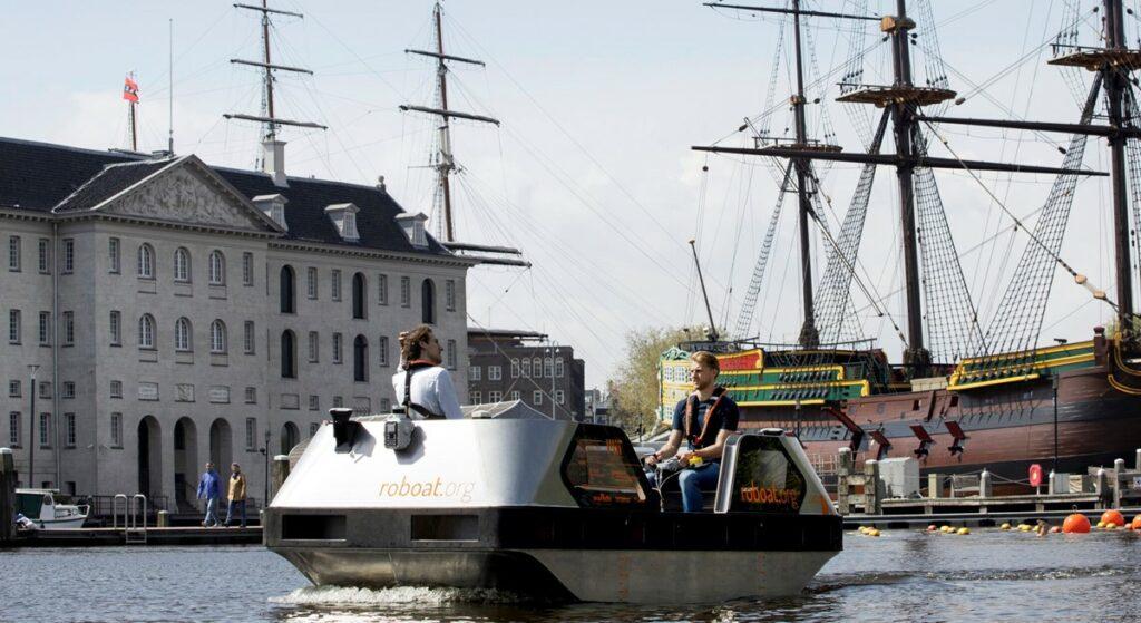 Samovozeči čolni so se v praksi obnesli več kot odlično!