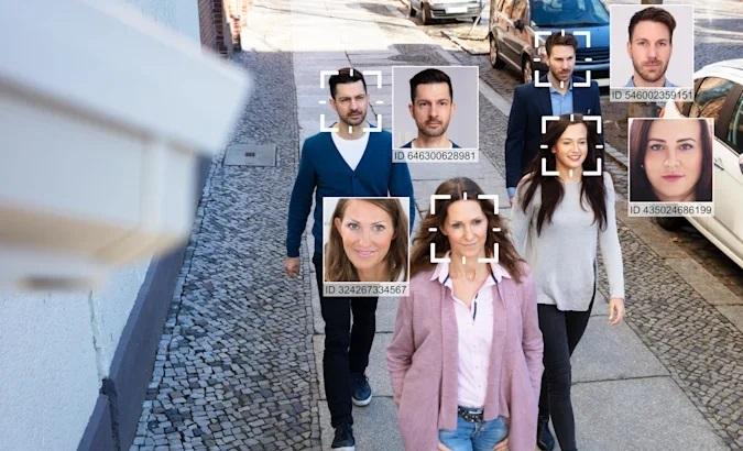 Evropska unija ne želi da se umetna inteligenca uporablja za prepoznavo ljudi.