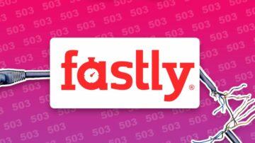 Podjetje Fastly je krivo za nedelovanje številnih spletnih strani