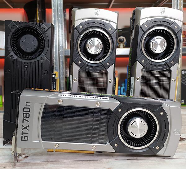 Grafične kartice družin GeForce GTX 600 in 700/Titan so ostale brez podpore.