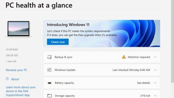 Novi Windows 11 bomo lahko namestili le na določene računalniške sisteme.