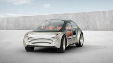 Airo je dejansko električni avtomobil prihodnosti.