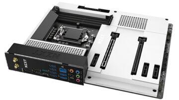 Osnovna plošča NZXT N7 Z590 je namenjena naprednejšim uporabnikom.