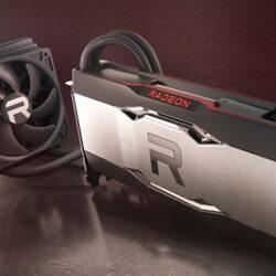 Vodno hlajena Radeon RX 6900 XT bo delovala pri precej nižjih temperaturah.