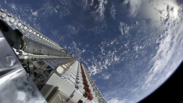 Satelitski internet SpaceX Starlink je nedavno sočasno uporabljalo skoraj 70 tisoč ljudi.