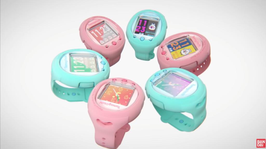 Elektronska igrača Tamagotchi Smart bo na prodaj 23. novembra letos.
