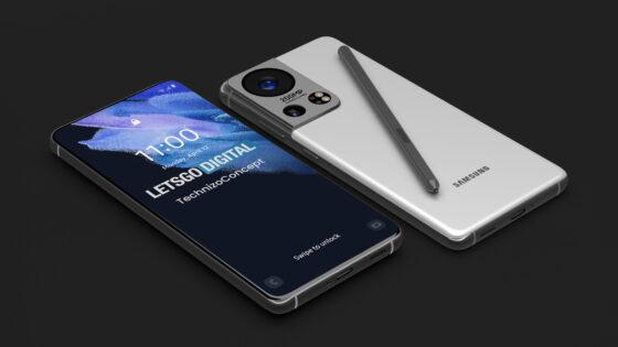 Pametni mobilni telefoni družine Samsung Galaxy S22 naj bi za hlajenje strojnih komponent uporabljal toplotnih cevi.